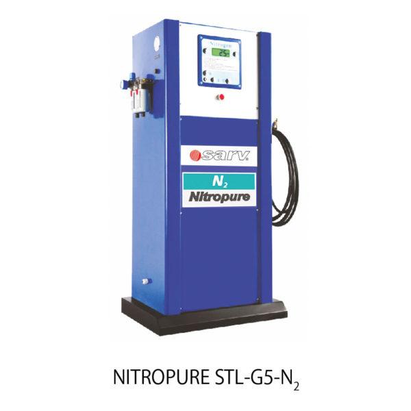 Nitrogen Tyre Inflation System