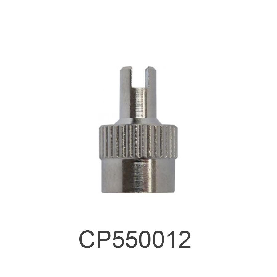 1 Pkt = 100pcs, Valve Cap, CP550012