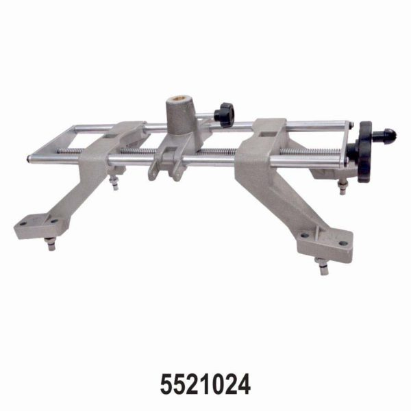 Clamp for Measuring Head of Wheel Alignment Mc Four Point withTHREADED Fingers (claws)