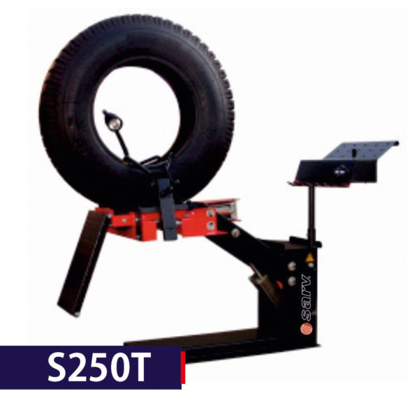 Air Operated Truck Tyre Spreader (With Lying Base)
