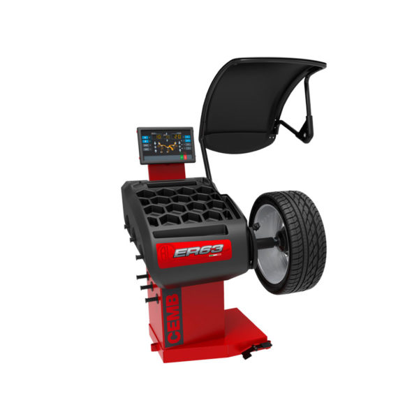 - New Generation Digital Wheel Balancer