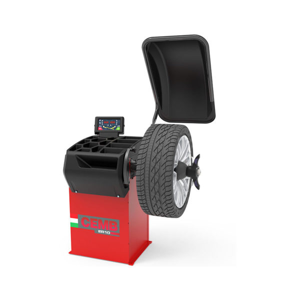 Compact 3D Balancer with Digital Touch Display