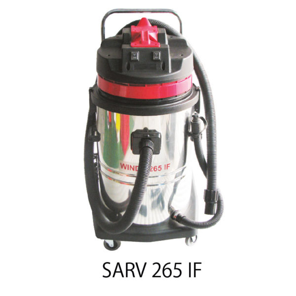SARV 265 IF - Wet & Dry Cleaner