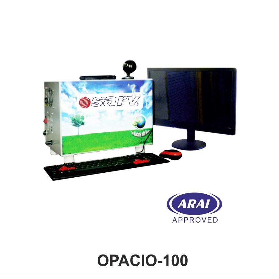 OPACIO-100 - Diesel Smoke Meter