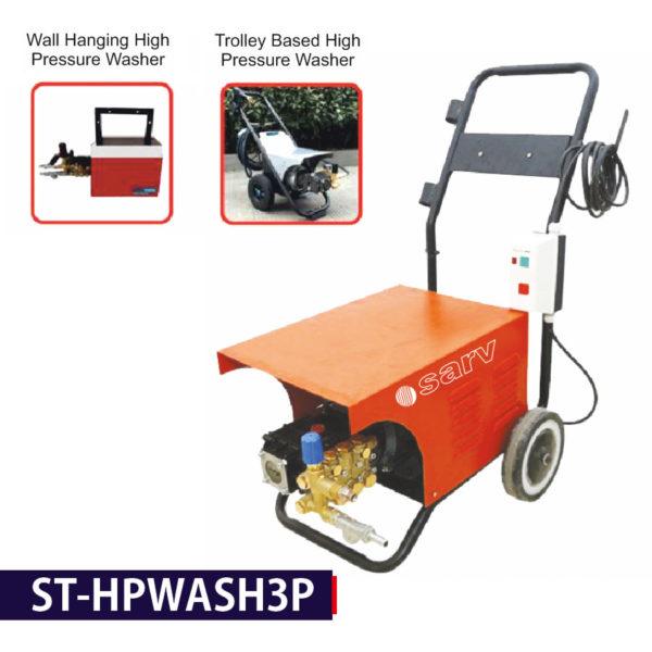- High Pressure Washer