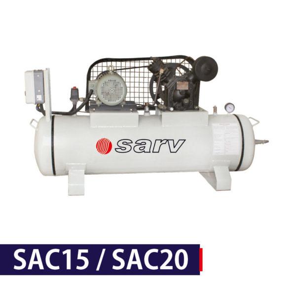 Two-Stage-Air-Compressor-sarv-SAC15-SAC20