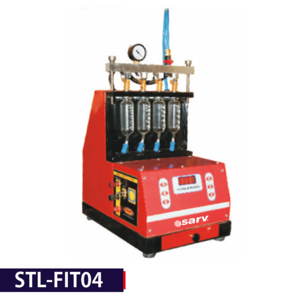 Computerized Injector Cleaning & Testing Machines