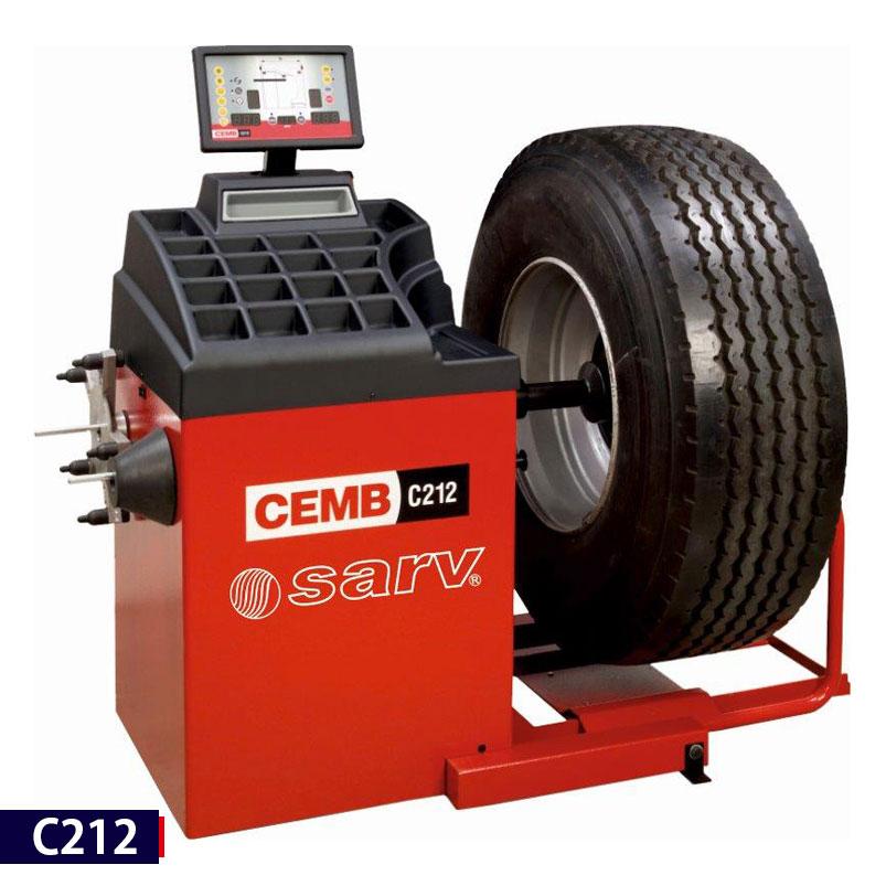 - Wheel Balancing Machine (CEMB-Italy)