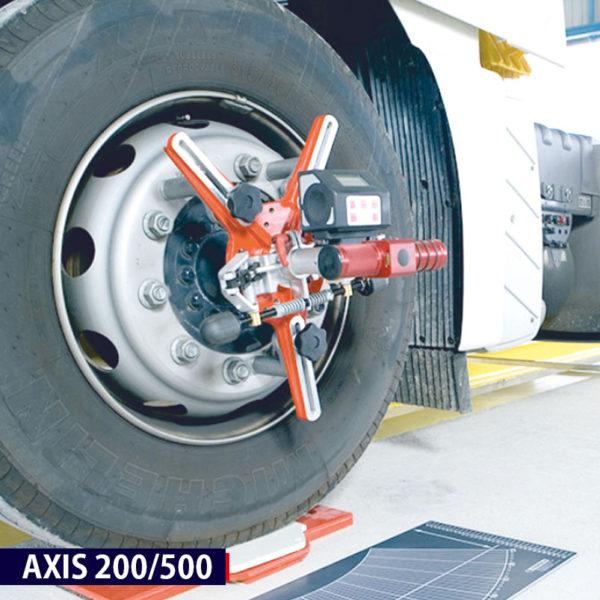 - Wheel Alignment Machine Haweka-Germany