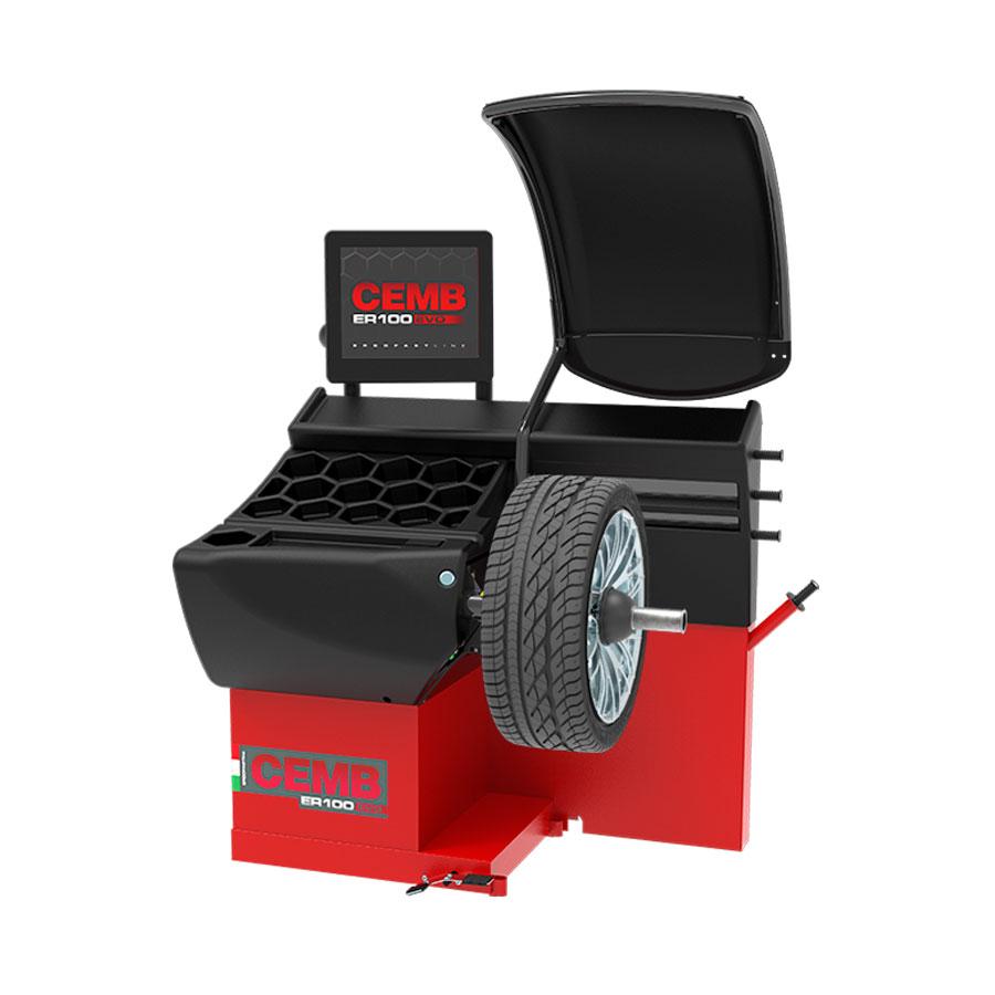 - Most Advanced Professional Wheel Balancing Machine and Diagnostics Centre