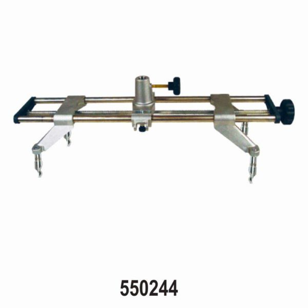 Sarv-Wheel Clamp for Measuring Head of Wheel Alignment Mc Four point with Push Tyre Fingers (claws) for for Cars LCVs Truck Bus Wheels