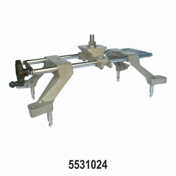Clamp for Measuring Head of 3D Wheel Alignment Mc Four Pointwith PUSH Type Fingers