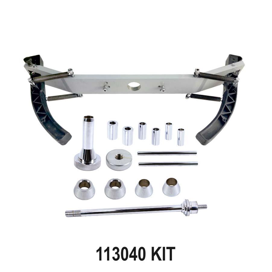 kit - Motorcycle External Clamping Kit