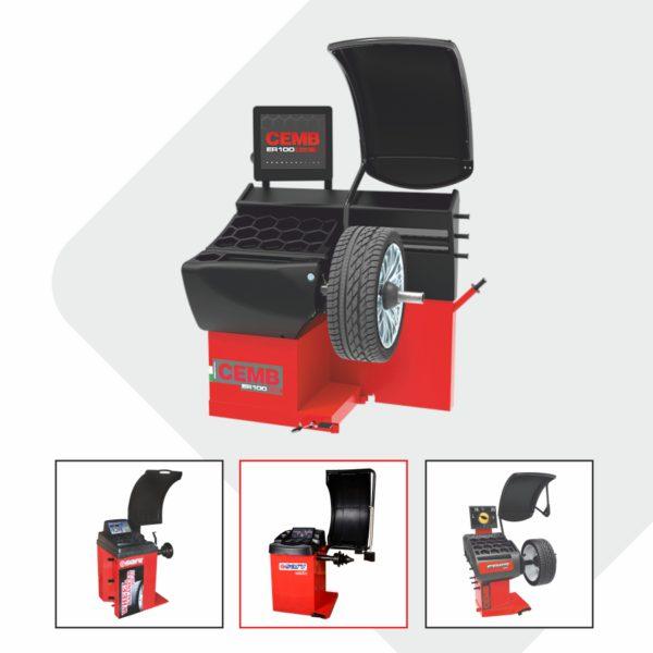 Car Wheel Balancing Machine & Accessories