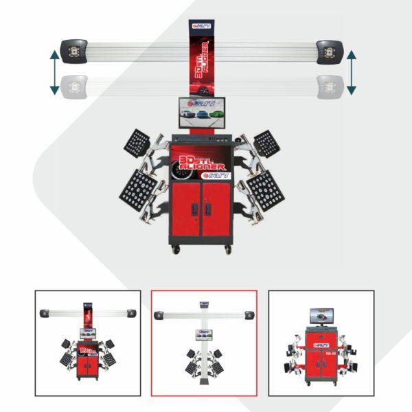 Car Wheel Alignment Machine & Accessories