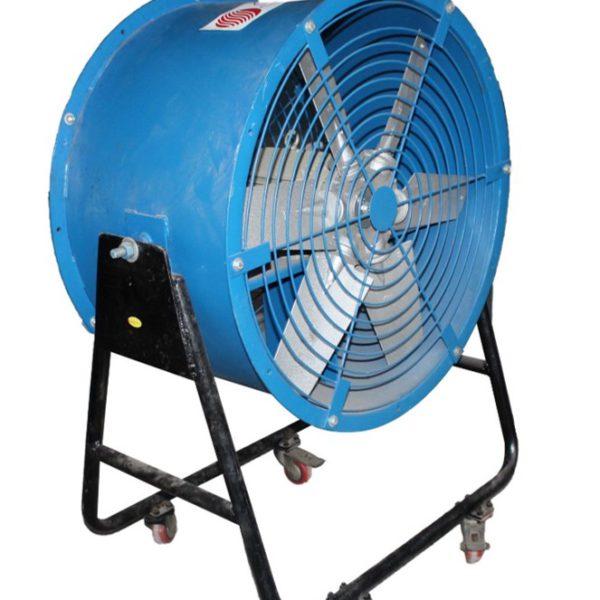 Industrial fan blower
