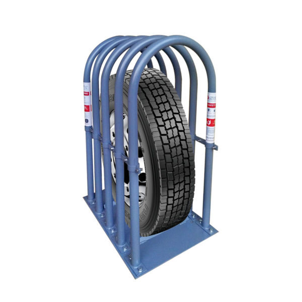 Tyre Inflation Safety Cage