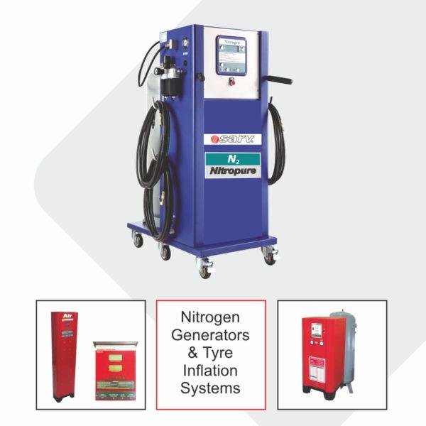 Nitrogen Generator & Inflation tools