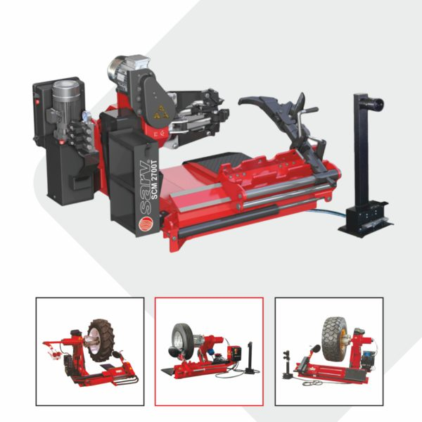 Truck Tyre Changing Machine & Accessories