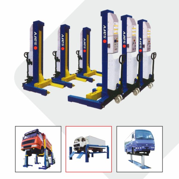 Truck Bus Vehicle Lifts