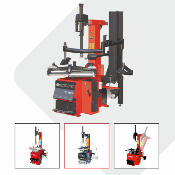 Car Tyre Changing Machine & Accessories
