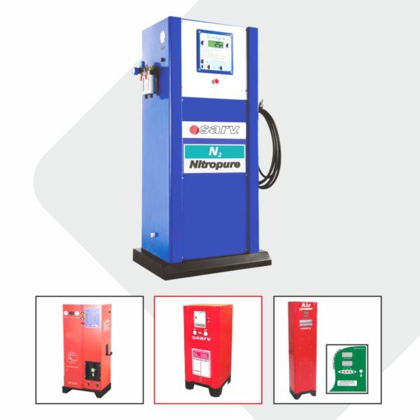 Nitrogen Generator & Inflator