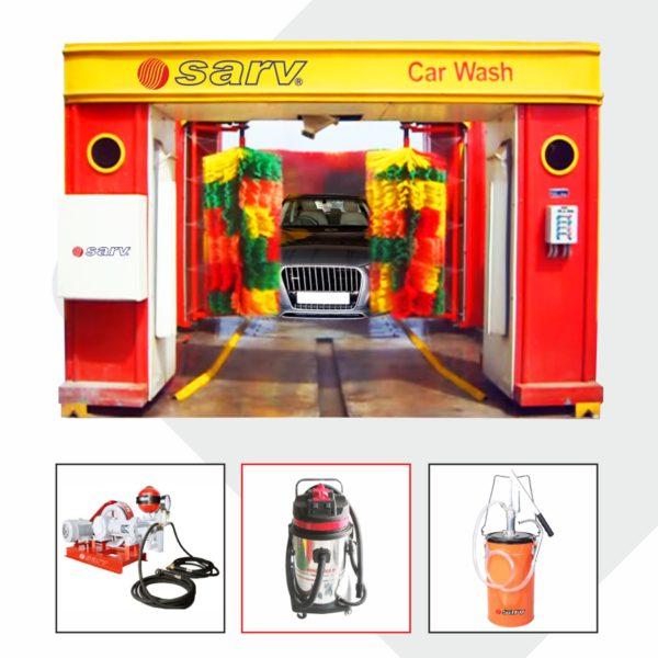 Washing and Lube Equipment