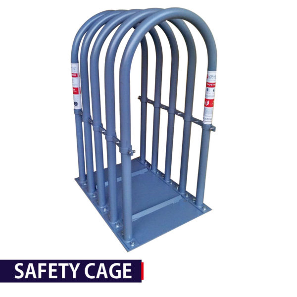 Tyre Safety Cage | Tyre Inflation Safety Cage - SARV Garage Equipments