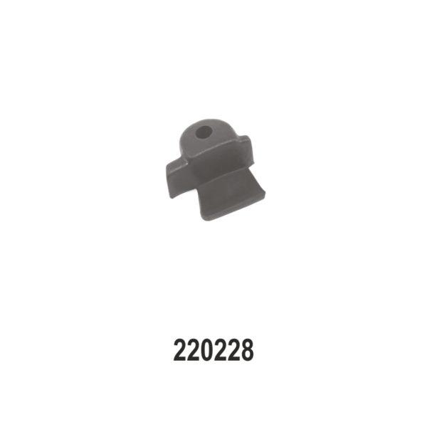 Plastic Inserts of Tyre Mount/Demount Tools ( Set of 5 Pcs.)