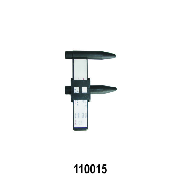 PCD Measuring Tool for 4,5,6, 8 Lugs(98 -210mm)