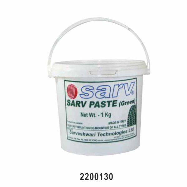 Sarv-Paste-Green