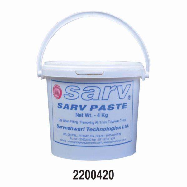 Sarv-Paste-White