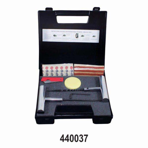 Sarv-Premium-Kit-Tubeless-Tyre-Repair-Kit-in-Plastic-Box-for-Car-LCVs-Tyre-Puncture-Repair
