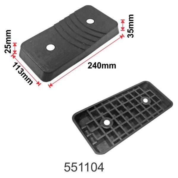 Bead-Breaking-Rubber-Pad