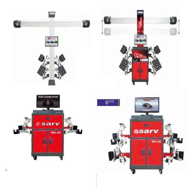 Car Wheel Alignment Machine