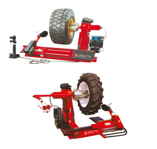OTR Tyre changing Machine