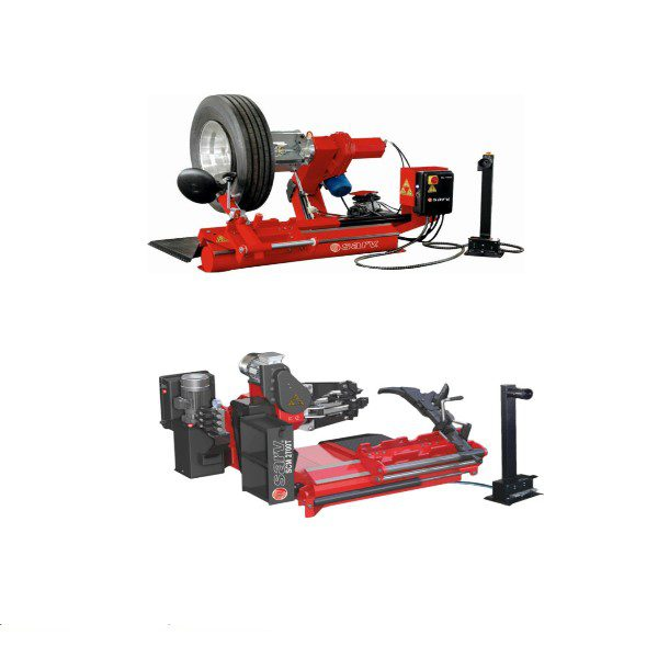 Truck Tyre Changing Machines