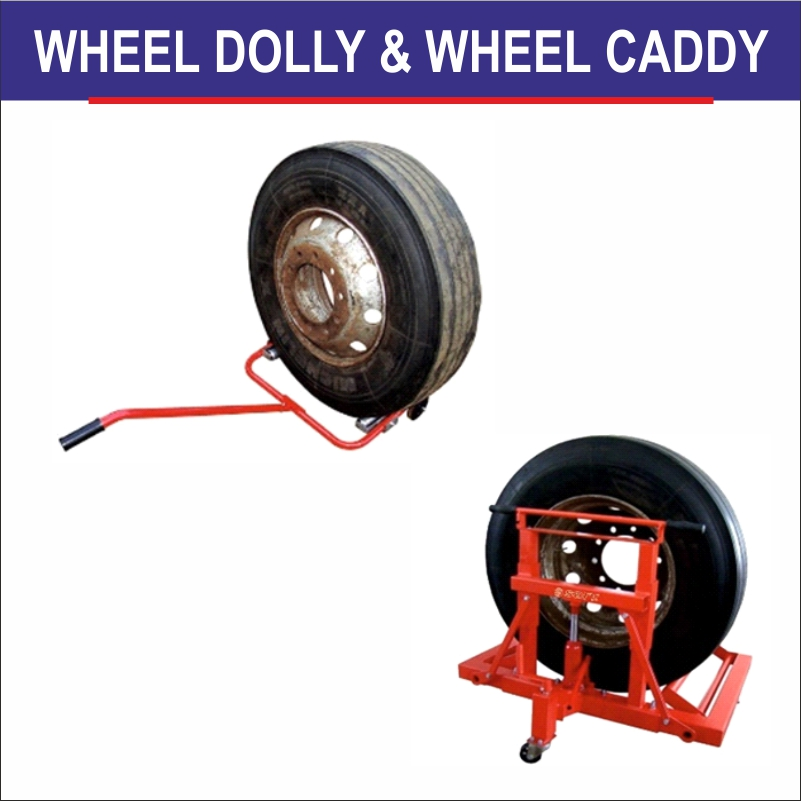 Wheel Dolly & Wheel Caddy : All you need to know!