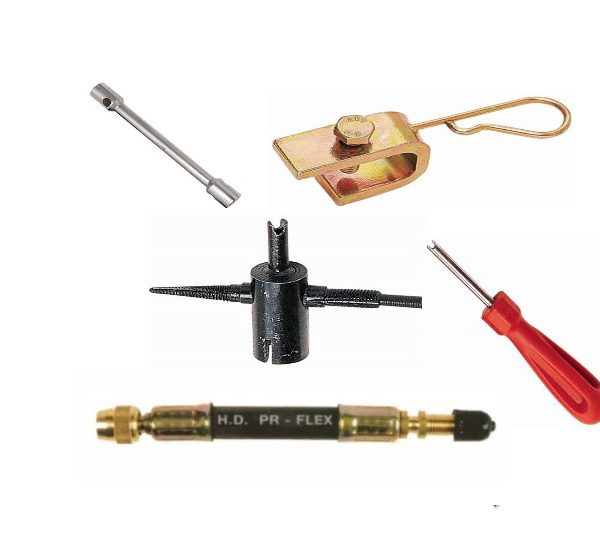 Recommended Sarv Truck Bus Tyre Tools