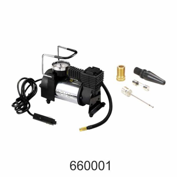 Portable Air Compressor for Car LCVs Tyre Inflation.