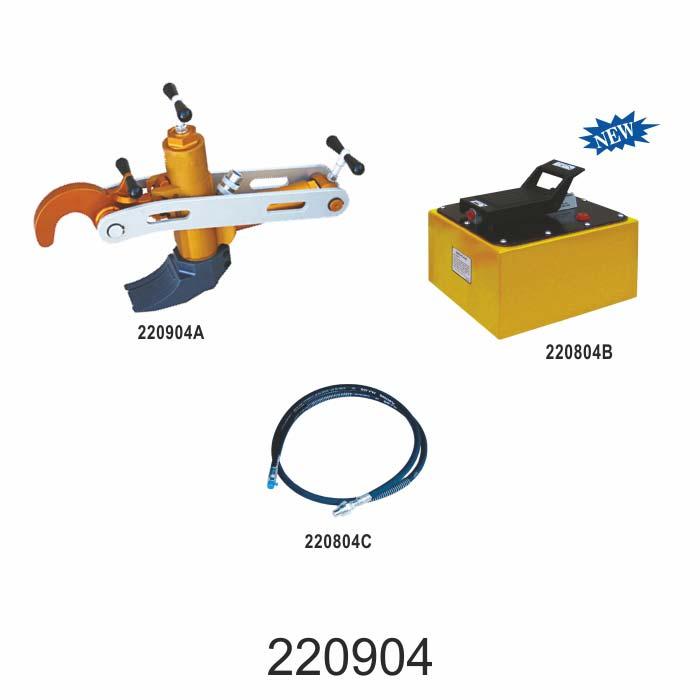 Tyre Bead Breaker - SARV Garage Equipment