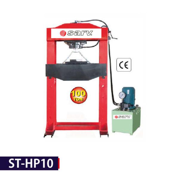 ST-HP10 Hydraulic Press for Cars & LCV's