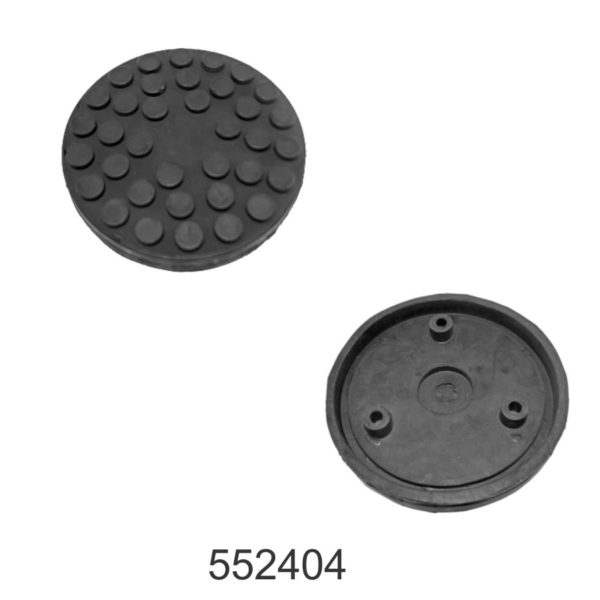 Round Rubber Pad for 2 Post Lifts Dia 145mm , Thickness 26mm.