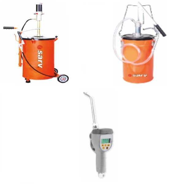 Oil and Grease Control Machine